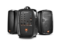 """JBL EON206P - Portable 6.5"""" Two-Way System With Detachable Powered Mixer"""