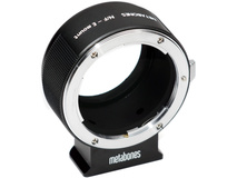 Metabones Nikon F Lens to Sony E-mount T Lens Mount Adapter II (Black)