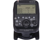 Yongnuo YN-E3-RT Wireless Speedlite Transmitter for Canon