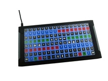 X-Keys XK-128 USB Programmable Keyboard