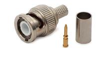 Male BNC Crimp Plug RG59