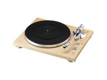 Teac TN-300 Turntable with Phono EQ and USB (Natural Wood-Grain)