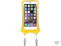 DiCAPac Waterproof Case for Smartphones (Yellow)