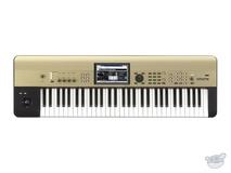 Korg Krome 61-Key Music Workstation (Gold)