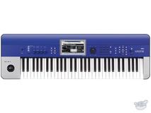 Korg Krome 61-Key Music Workstation (Blue)