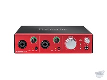Focusrite Clarett 2Pre - Thunderbolt Interface with Clarett Microphone Preamps