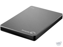 "Seagate 1TB Backup Plus 2.5"" Portable USB3.0 External hdd (Silver)"