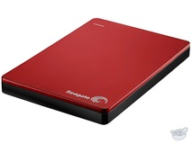 """Seagate 1TB Backup Plus 2.5"""" Portable USB3.0 External hdd (Red)"""