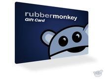 Rubber Monkey Gift Card