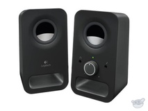 Logitech Z150 Multimedia Speakers (Midnight Black)