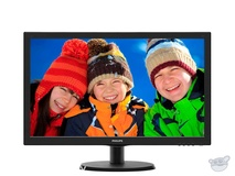"Philips 21.5"" LCD monitor with SmartControl Lite"