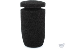 Audio Technica AT8153BK 2-Stage Foam Windscreen (Small/Black)