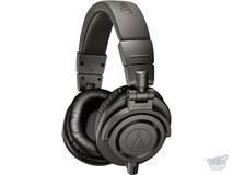 Audio Technica ATH-M50x Monitor Headphones (Matte Gray)