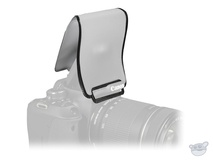 Vello Universal Pop-Up Diffuser for SLR Pop-Up Flashes