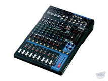 Yamaha MG12XU - 12-Input Mixer with Built-In FX and 2-In/2-Out USB Interface