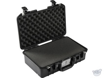 Pelican 1485 Air Compact Hand-Carry Case (Black, with Pick-N-Pluck Foam)