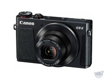 Canon PowerShot G9 X Digital Camera (Black)