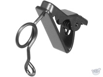 Sennheiser MZQ2EW Clothing (Tie) Clip for ME2 Lavalier Microphone