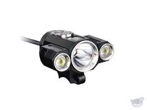 Klarus BK30 - 128 Lumens Tri-Head Bicycle Flashlight