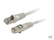 Dynamix 1M Cat6A STP 10G Patch Lead (Beige)