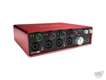 Focusrite Scarlett 18i8 USB 2.0 Audio Interface (2nd Generation)