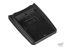 Luminos Dual Battery Charger Adapter Plate for Canon LP-E6