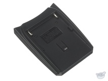 Luminos Dual Battery Charger Adapter Plate for Sony L & M Series