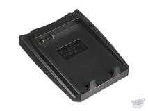 Luminos Dual Battery Charger Adapter Plate for Nikon EN-EL14/14A
