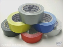 Stylus 370 General Purpose Cloth Tape (Silver)