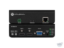 Atlona AT-HDVS-TX VGA/Audio + Two HDMI to HDBaseT Extender Switcher with Display