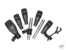 Samson DK707 7-Piece Drum Microphone Set