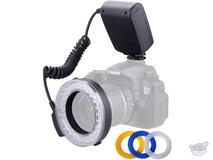 Polaroid Universal Macro LED Ring Flash