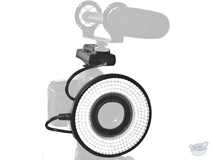 Stellar Lighting Systems STL-232R LED Ring Light for DSLR Cameras