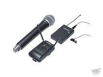 Samson Concert 88 Camera Combo UHF Wireless System (Channel D)