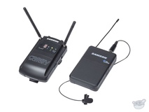 Samson Concert 88 Camera UHF Wireless Lavalier Mic System (Channel D)