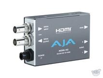 AJA HI5 SDI to HDMI Video and Audio Converter with DWP