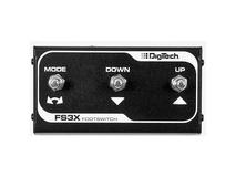 DigiTech FS3X Three-Function Foot Switch