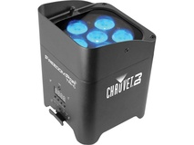 CHAUVET Freedom Par Tri-6 LED Light