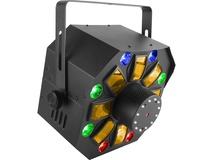 CHAUVET Swarm Wash FX - Derby/Wash/Laser/Strobe Multi-Effect Fixture