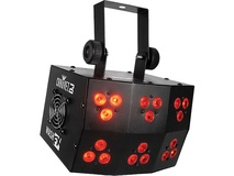 CHAUVET DJ Series Wash FX 4W Light Fixture with 18 Tri-Color LEDs
