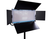 Dracast Cineray Series LED350 Bi-Colour LED Panel with V-Mount Battery Plate