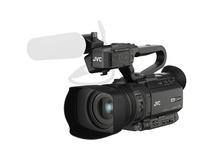 JVC GY-HM200E 4KCAM Compact Handheld Camcorder