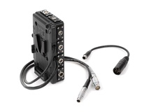 Wooden Camera D-Box Power Distribution Adapter Box for ARRI Alexa Mini (V-Mount)