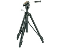 Velbon DV-7000 Tripod with 2-Way Fluid Head - Open Box Special