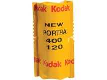 Kodak Professional Portra 400 Color Negative Film (120 Roll Film, 5 Pack)