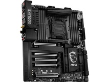 MSI X99A Godlike Gaming Carbon LGA 2011-3 Extended ATX Motherboard