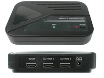 CYP HDMI 1 in 2 out Splitter HDMI