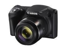 Canon PowerShot SX420 IS Digital Camera (Black)