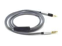 Audio-Technica ATH-M50x Replacement upgraded Audio Cable w/ Mic Control
