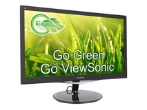 "ViewSonic VX2457-MHD 24"" Widescreen LED Backlit LCD Monitor"
